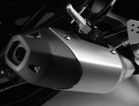 Yamaha Bison Mufler